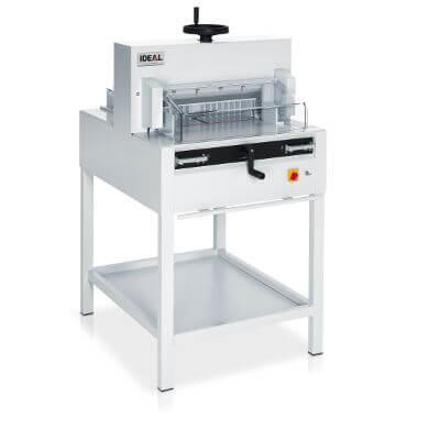 Servicio técnico guillotinas Ideal Segovia